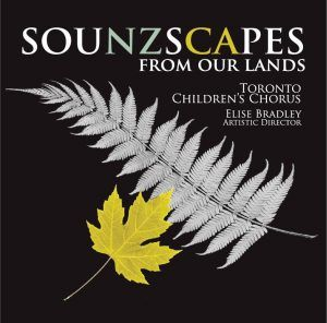 Sounzscapes CD Cover