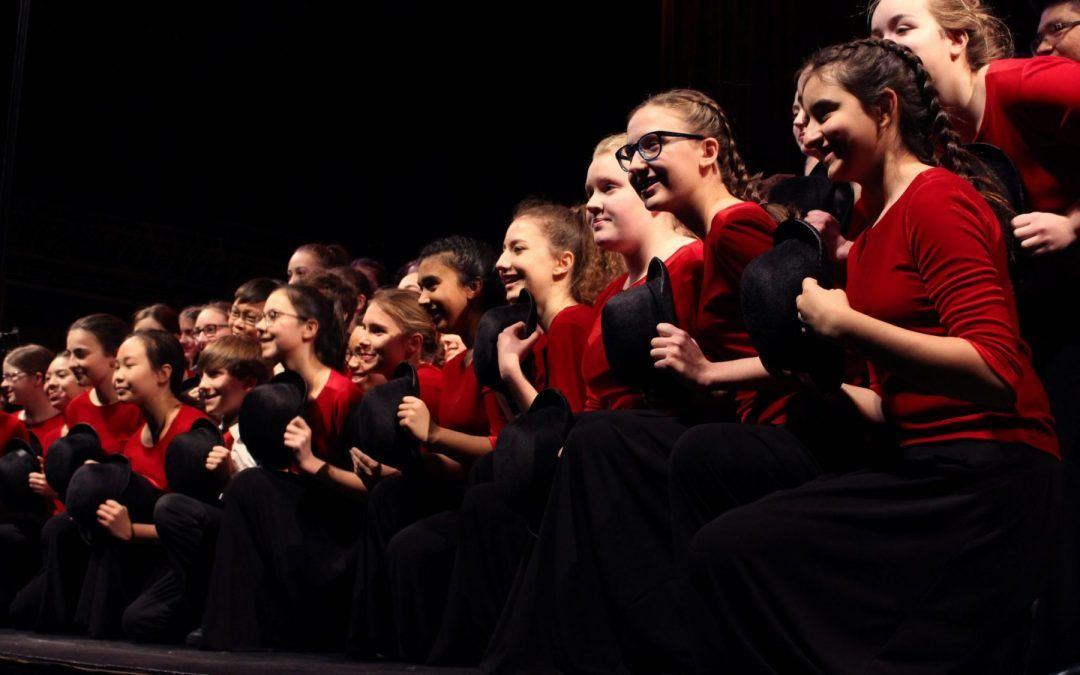 Meet our Head Choristers!